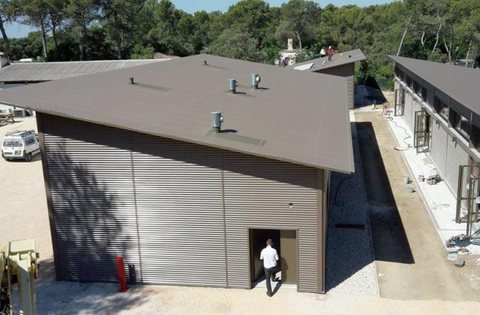 Services techniques Zoo du Lunaret